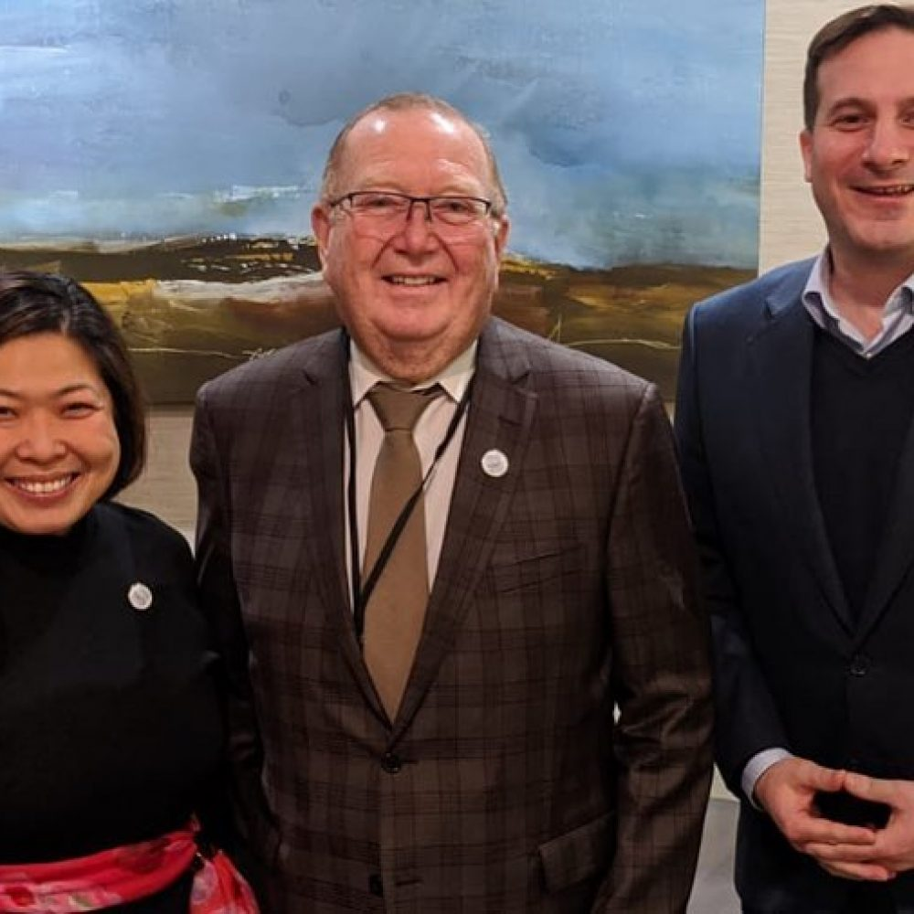 """CANADA – INTERNATIONAL TRADE : MINISTER MARY NG/ ONE OF LAST SHARINGS: """"… work together to support Manitoba's businesses and workers."""""""