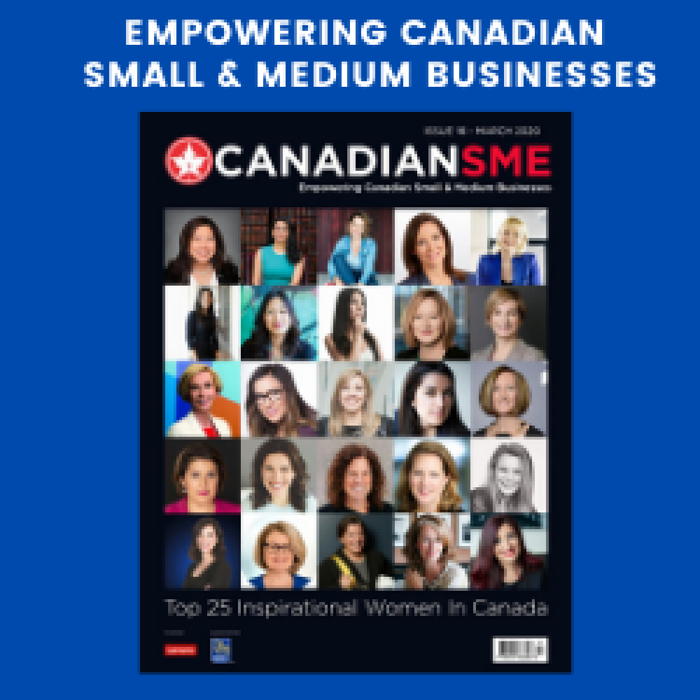 INFO STARTUP CANADA HEBDO: Read about the most inspiring women entrepreneurs and business leaders in their March issue.