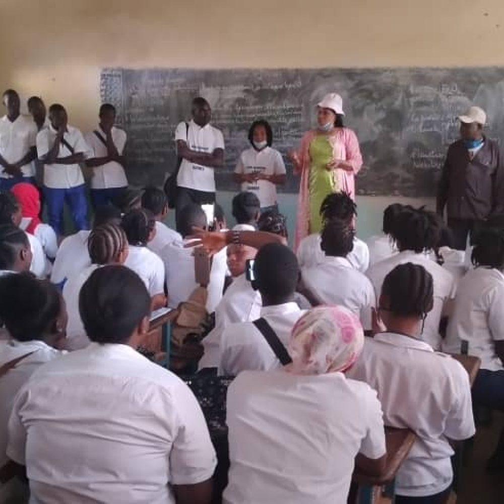"""USA/WEST AFRICA – BENIE FOUNDATION INC. HEBDO INFO: """"Fête internationale des droits de la Femme célébrée le 08 Mars à BEYLA"""""""