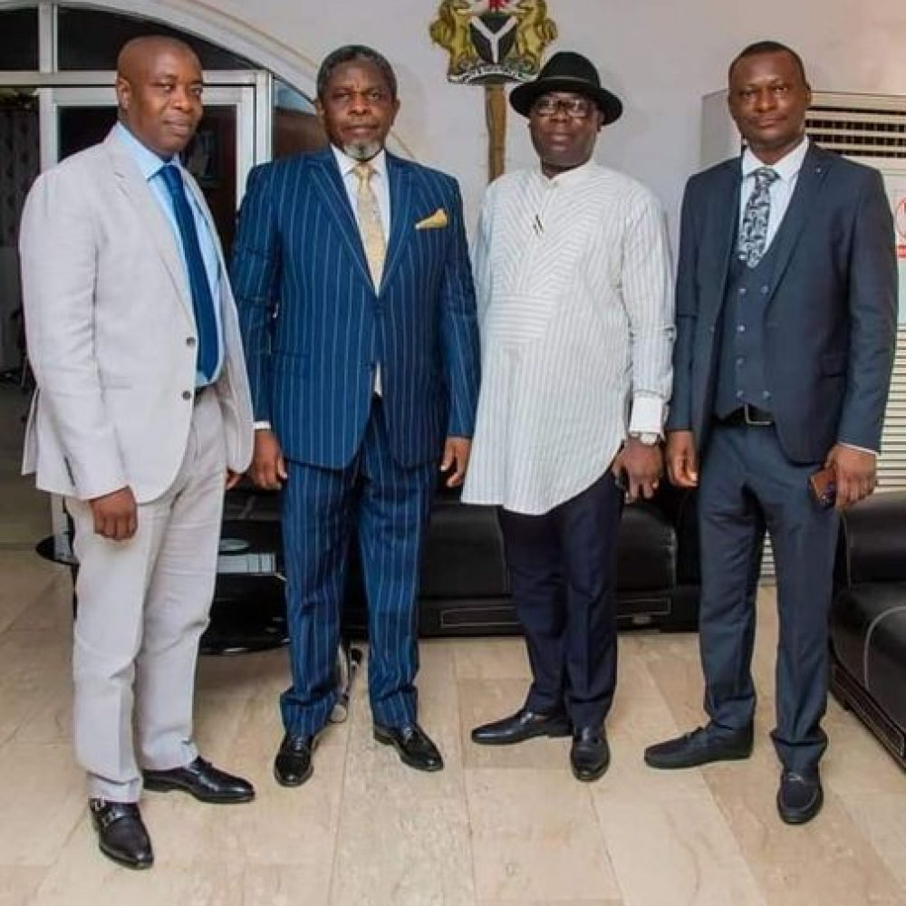 """ONDO STATE GOVERNMENT NEWS (NIGERIA) – A WEEKLY SHARING INFORMATION :""""…has assigned portfolios to the four new commissioners sworn…"""""""