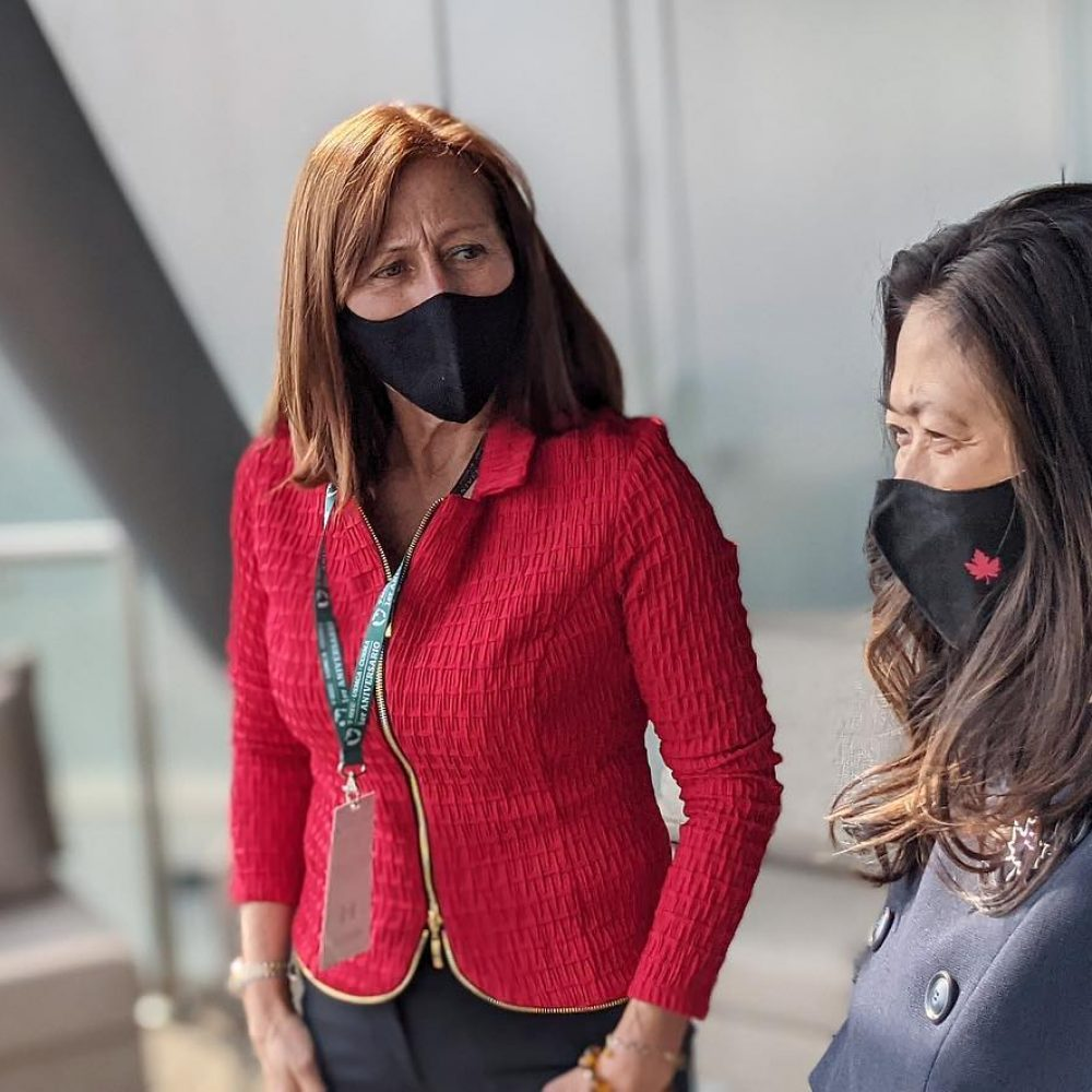 """CANADA–INTERNATIONAL TRADE (SBEPIT): MINISTER MARY NG / ONE OF SHARINGS : """"Yesterday, I wrapped up a productive visit to Mexico City, meeting with counterparts, business, and labour leaders to strengthen our … """""""