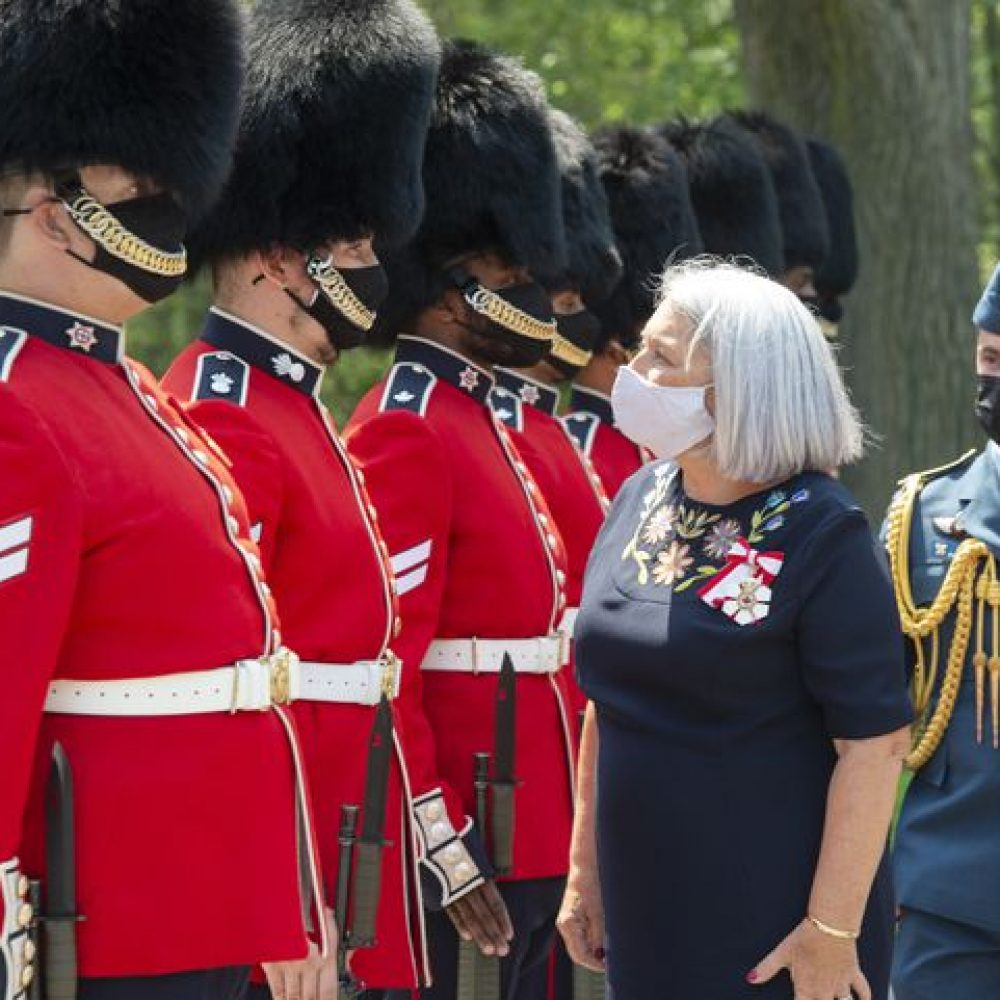 """CANADA – FIRST NATIONS / WEEKLY SHARING NEWS : """"Mary Simon installed as governor-general, first Indigenous person to serve as Queen's federal representative in Canada"""" (The Globe and Mail, Canada)"""