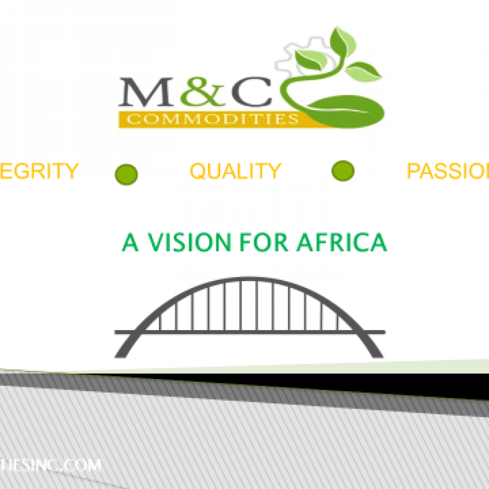 CANADIAN COMPANY TO AFRICA OPPORTUNITY -THE CEO OF M&C COMMODITIES ON A VIRTUAL AND PRIVATE MEETING / ORGANIZED BY : ECCA-MB, CANADA/AFRICA TRADE MISSION – TUESDAY, JULY 13, 2021 AT 10AM, WINNIPEG TIME (FR SUIT)