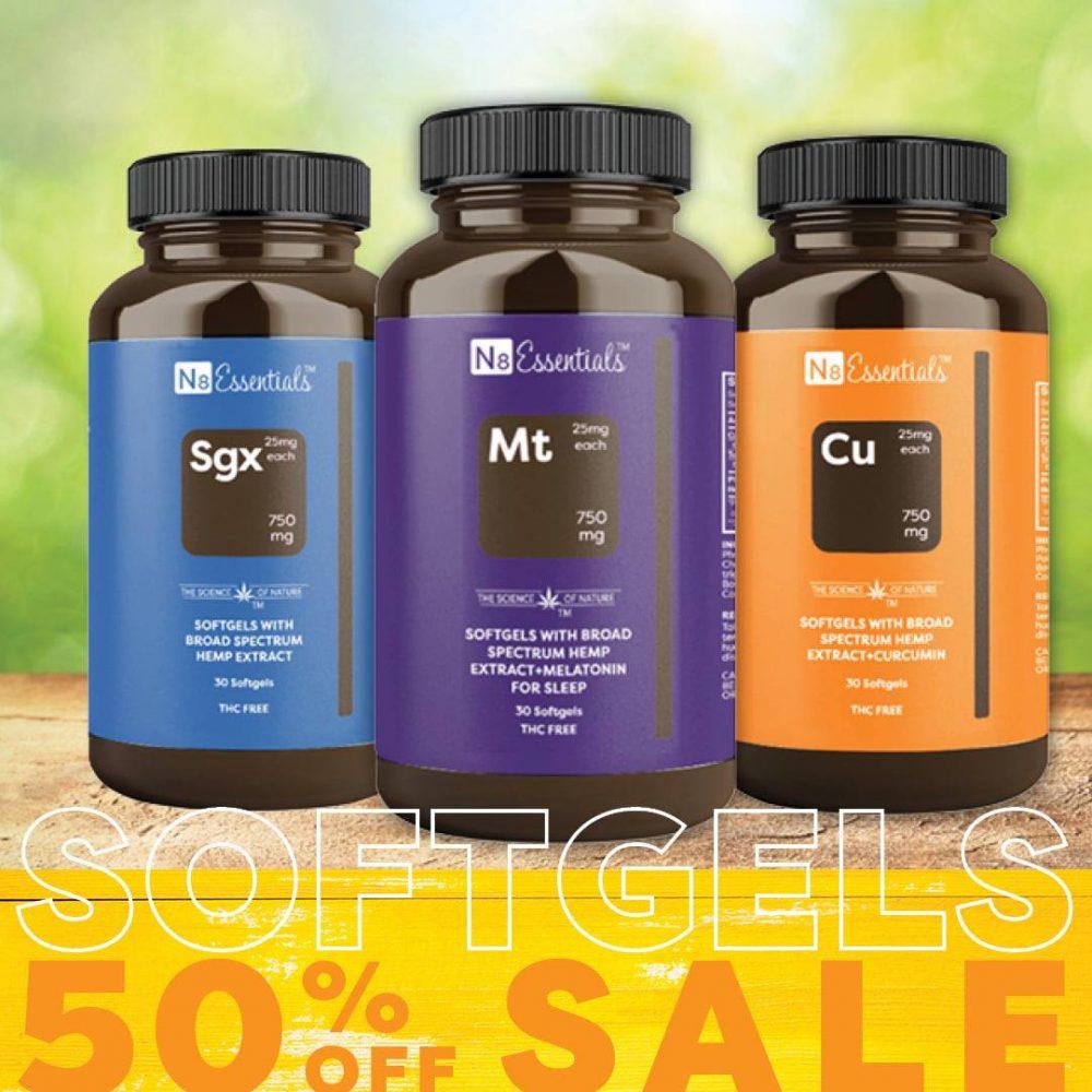 N8 Essentials essential oils carry USDA organic certification. / Les huiles essentielles N8 Essentials sont certifiées biologiques par l'USDA.