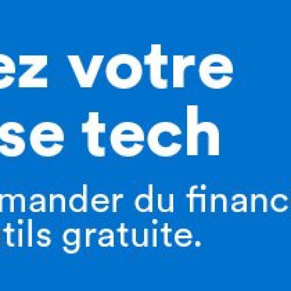 """BDC – BANQUE DE DÉVELOPPEMENT DU CANADA / """"Ressources pour obtenir du financement – Boîte à outils tech """""""