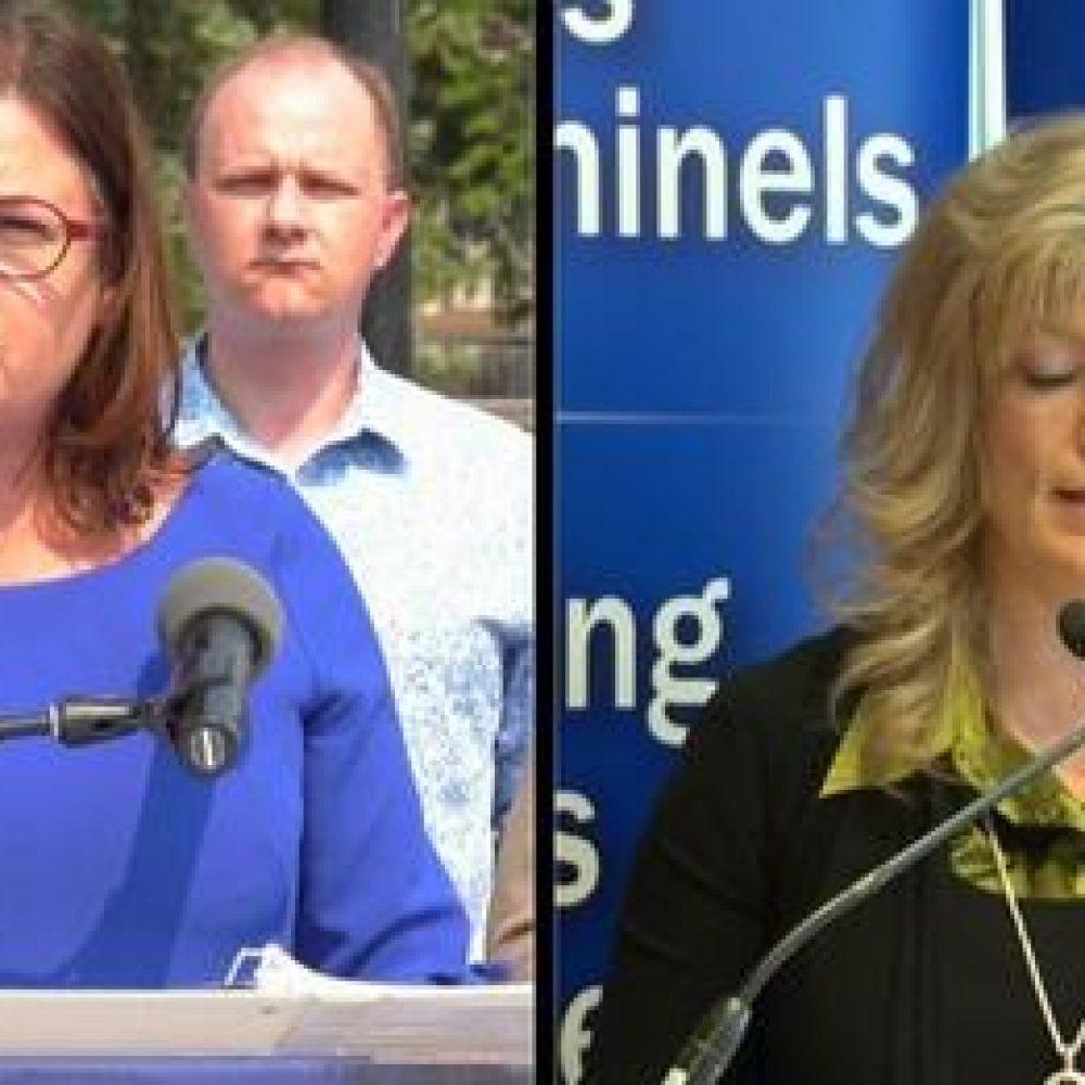 """MANITOBA – CTV News-Winnipeg:  """"Manitoba to have first female premier: Two Tory leadership candidates are women"""" (Shelly Glover and Heather Stefanson)"""