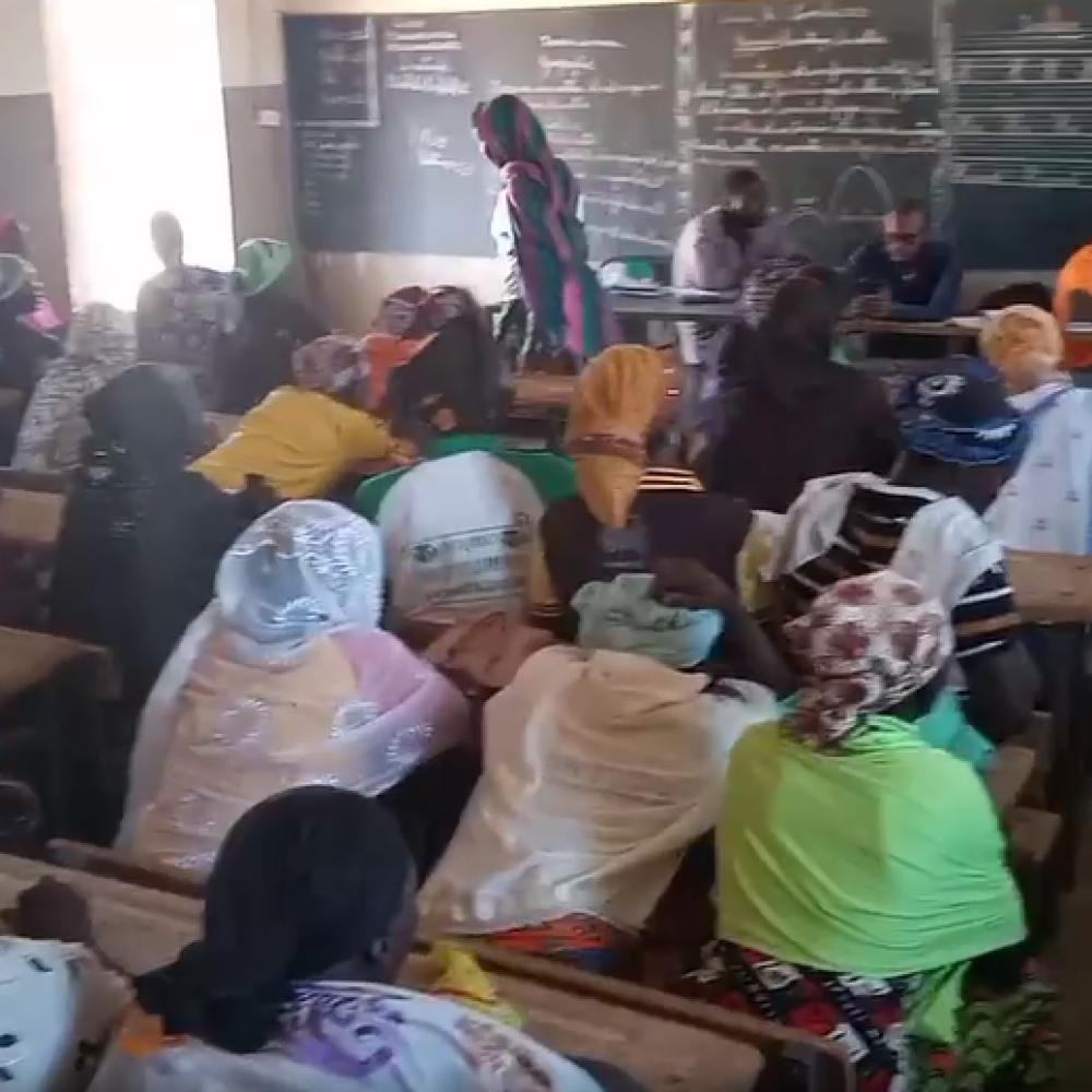 """BURKINA FASO / JEDD (ONG) EN ACTIVITES HEBDOMADAIRES: """"Nous traduisons nos sincères remerciements aux femmes pour leur mobilisation."""""""