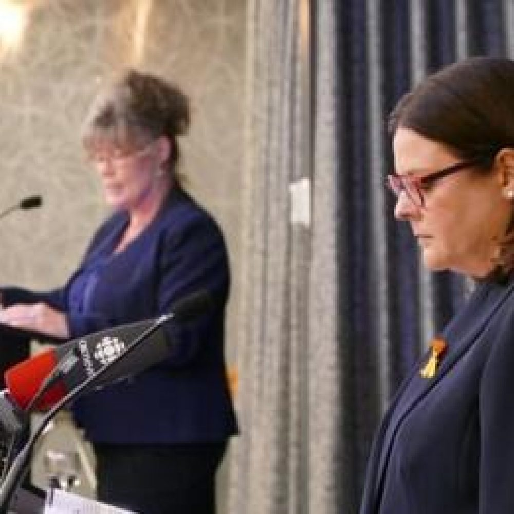 """MANITOBA – HEBDO INFO: ICI-MANITOBA / CBC-MANITOBA (RADIO-CANADA) : """"PC leadership candidate Heather Stefanson accuses rival of threatening to defeat or fire sitting MLAs"""", CBC-MB – SHARING OF SEPT. 29, 2021."""